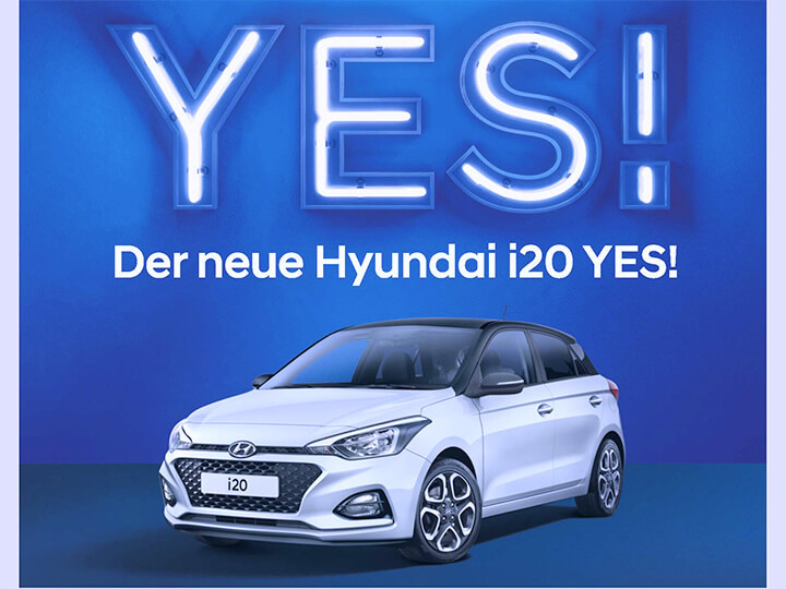 Hyundai i20 YES |