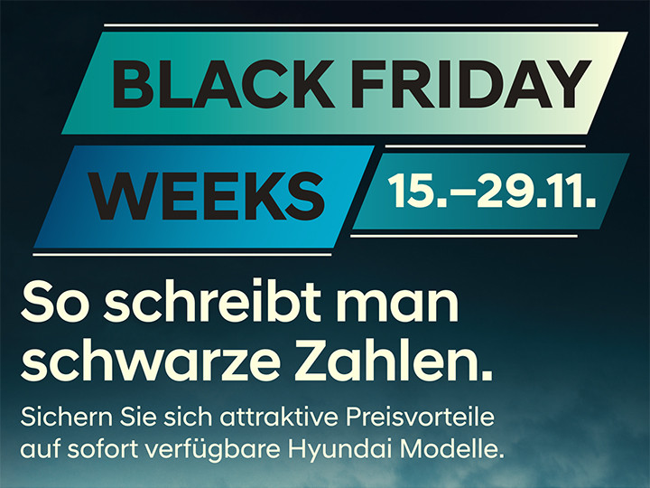 Hyundai Black Friday Weeks |