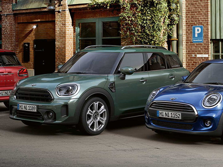 Walkenhorst Aktions-Leasing MINI |